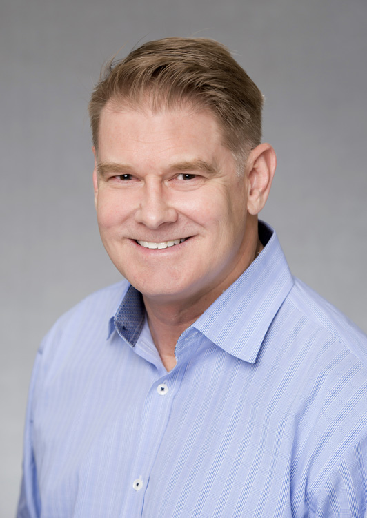 Allen Holmes, VP of Marketing